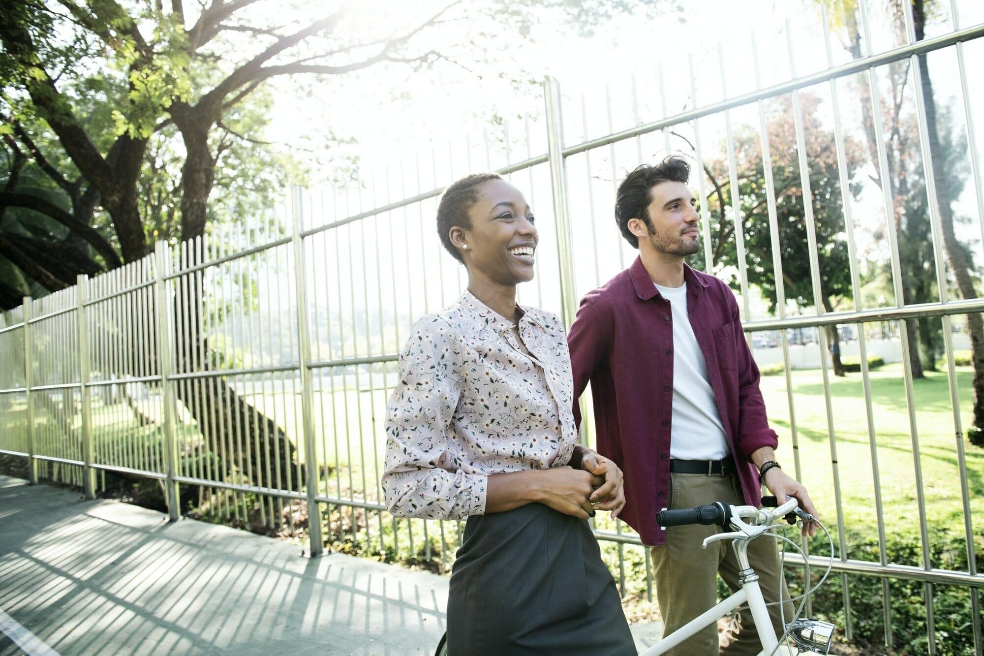 Outdoor dating
